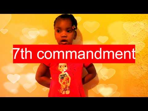 10 Commandments Rufaro