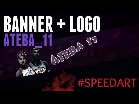 banner-+-logo-fortnite-for-ateba_11-|-speed-art