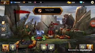 Heroes of Dragon Age Pack opening and 3 star Legendary