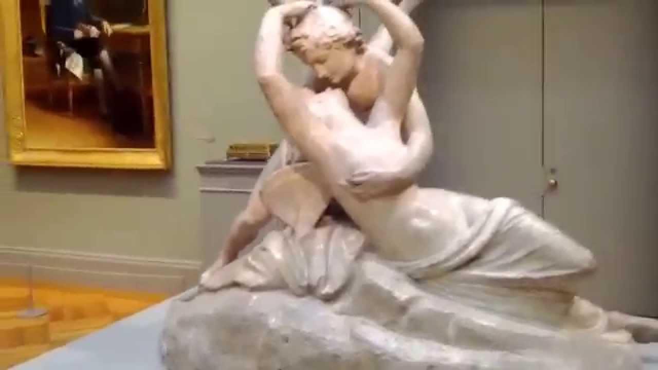 Antonio Canova  Cupido y Psique