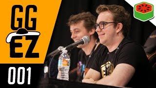GG over EZ Podcast Episode 001   The Dream Team