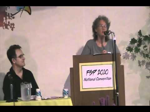 Tribute to the Founders of FSP - Freedom Socialist Party National Convention 2010