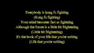 Cee-Lo Green - Kung Fu Fighting (Lyrics)