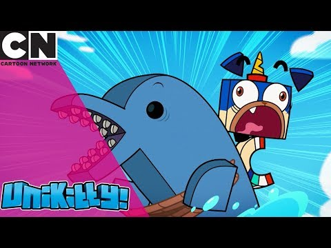 Unikitty! | Maximum Pool Fun | Cartoon Network UK