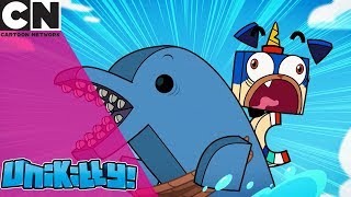 Unikitty! | Maximum Pool Fun | Cartoon Network UK