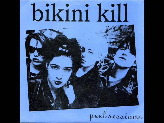 tabs Bikini kill guitar