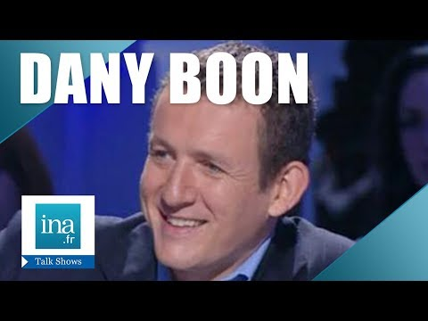 Interview bon juif Dany Boon - Archive INA