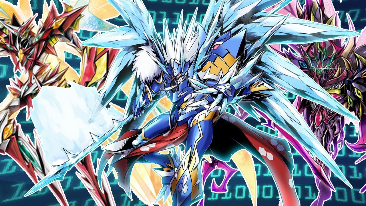 Digimon World 2 Episode 31 Chaos Lord Soft Domain By Shadowshak Here you can find the best yugioh gx wallpapers uploaded by our community. chaos lord soft domain by shadowshak