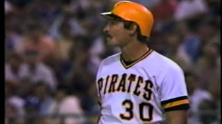 Cubs VS Pirates Sept  24 1984 NL East Clincher
