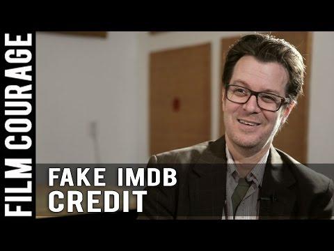 Everybody Has A Fake IMDB Credit, Here