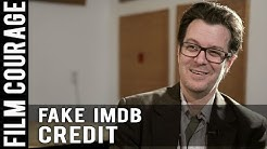 Everybody Has A Fake IMDB Credit, Here's Mine by Jack Perez