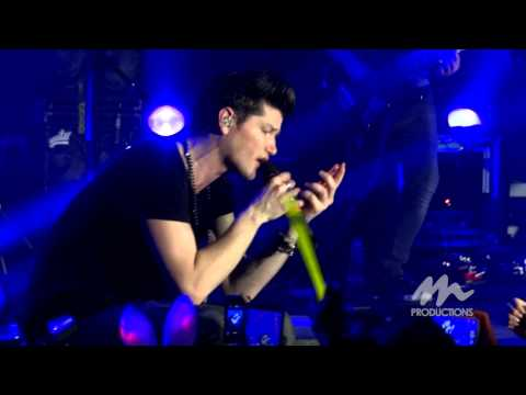 The Script - Nothing (Live in Manila) 2013