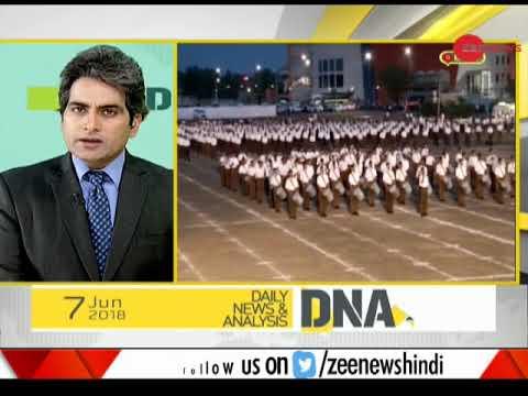 DNA analysis of Former President Pranab Mukherjee's keynote speech at RSS event