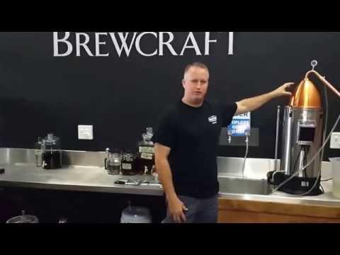 Grainfather Brewing Using A Hoprocket Part 1 Doovi