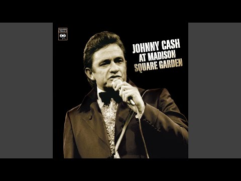 johnny cash were you there when they crucified my lord live version