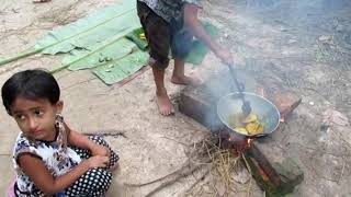 B-03|B-Series Kids Cottage||brinjal fry||Cooking Skills