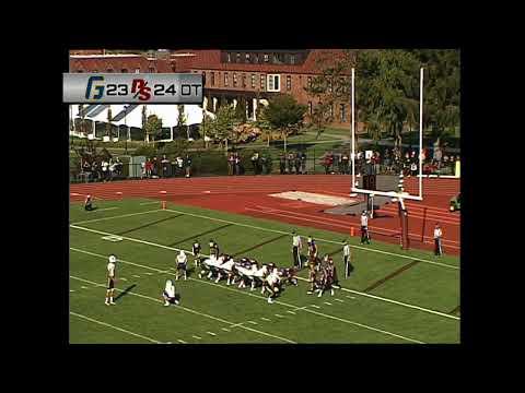 University of Puget Sound V. George Fox University