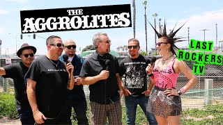 THE AGGROLITES (Dirty Reggae) at BAYFEST SAN DIEGO 2021 Interview + Live Show Footage