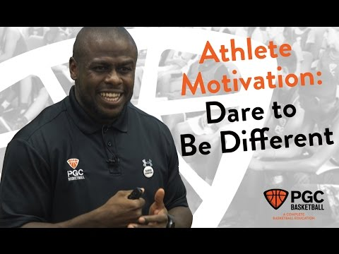 Dare to Be Different | PGC Basketball | Motivation