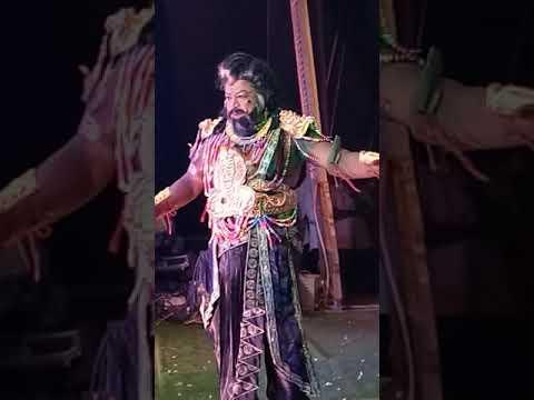 KURUKSHKETHRA Drama Shakuni By  NAGARAJU Hosahalli