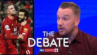 Will Liverpool hold on to become Premier League champions? | The Debate | O'Hara & Holloway