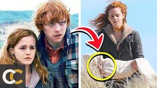 Тайны о Гарри Поттере, которые скрывала Джоан Роулинг