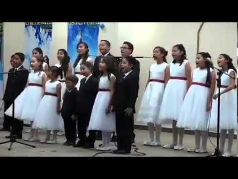 """Coro la canción de Caleb y Sofía: """"Vamos a Betel"""""""