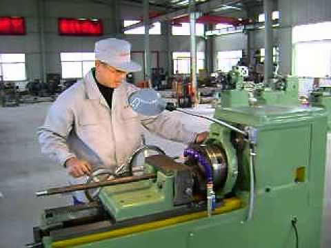 machine thread