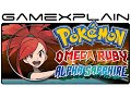 Pokémon Omega Ruby & Alpha Sapphire Analysis - Gym Leaders & Secret Bases (Secrets & Hidden Details)