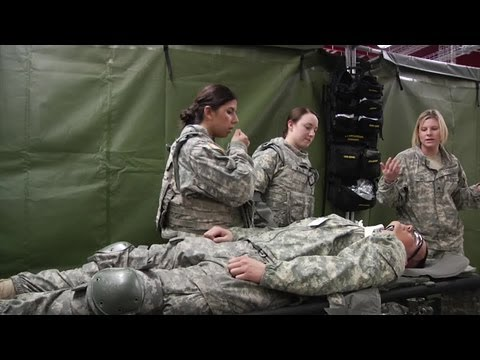 U.S. Army - Mass Casualty Medic Training