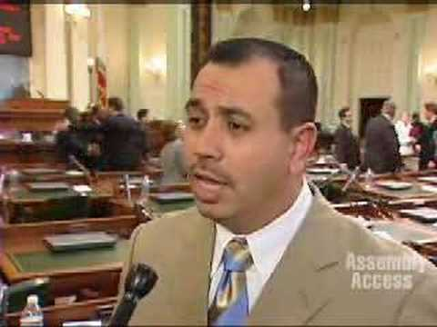 Assembly Member Tony Mendoza's State of the State Response