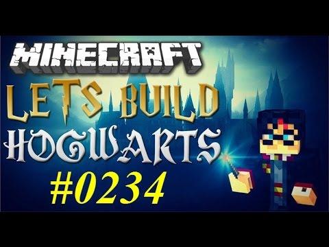 Let's Build Hogwarts - Minecraft #0234 Deko für die Küche ! :D [Survival Mode] | dagilp lbh