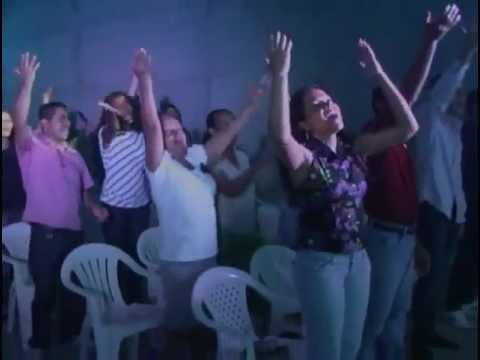 Em Meio a Tua Gl ria - Diante do trono 14 - IBM Barreiras - YouTube.flv