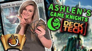 Ashlen's Kozilek Game Knights Deck Tech l The Command Zone #259 l Magic: the Gathering EDH thumbnail