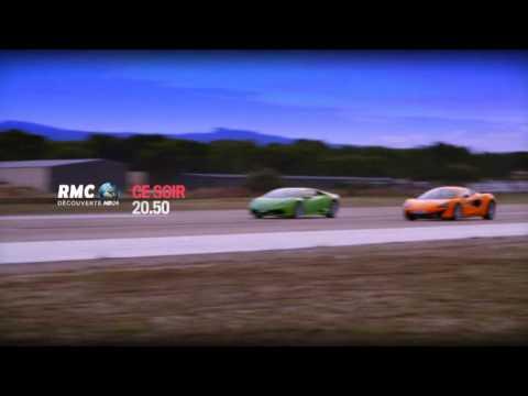 Top Gear France : 2 supercars au Castellet
