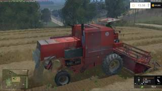 Old Stream Farm ver 2 for Farming Simulator 15 part 5 'skilled rocker'