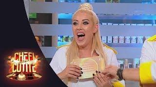 Ana Maria Crudu este în semifinală Chefi la Cuțite!