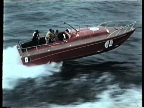 1964 Daily Express International Offshore Powerboat Race