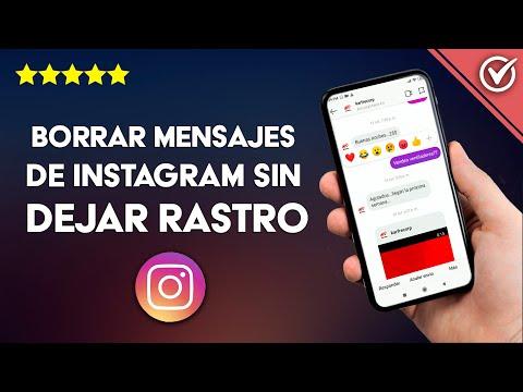 Cómo Borrar Conversaciones y Mensajes Directos de Instagram ya Enviados, sin Dejar Rastro