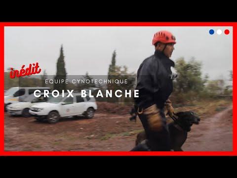 [REPORTAGE] Équipes cynotechniques de la Croix Blanche