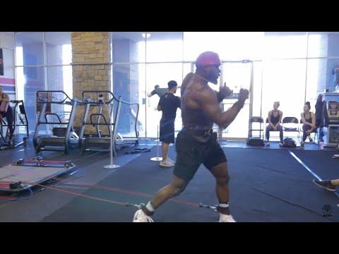 Mobility, Endurance & Recovery | Mike Rashid pro fight debut prep