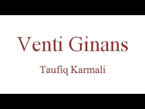 Ham Dil Khaalak Ya Aly Tunhij Vase  Taufiq Karmali