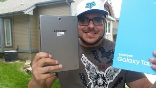New Samsung Galaxy Tab A 9.7 Full Review