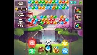 Panda Pop Level 200 NO BOOSTERS