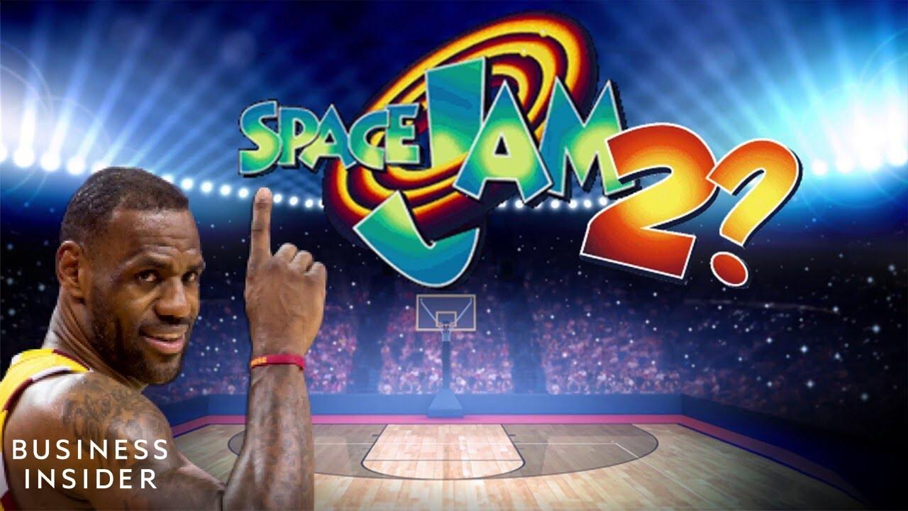 53f7b354c14 LeBron James reveals details of  Space Jam 2  - YouTube