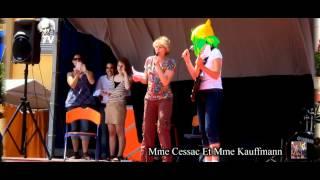 Journée des lycéens 2012 - KARAOKE - Mme Cessac & Mme Kauffmann
