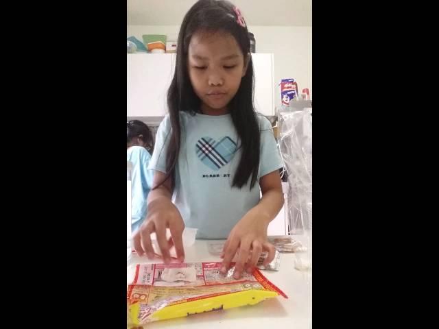 Pang learning and playing