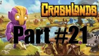 Crashlands | Part 21 | Gaint Stone Monster!