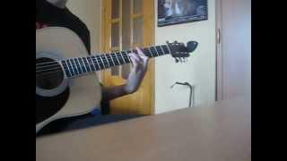 Успешная группа  - ТП  (acoustik guitar cover) ;D