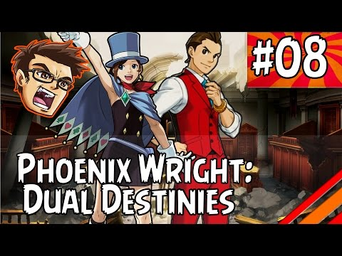 "Phoenix Wright: Dual Destinies | ""Night Night, Alderman"" 